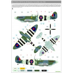 A6M5 / 5a Zero Riveting Set 1:48 (481020)