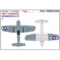 Fw 190A-5 - Super Riveting Set 1/48 - 481023