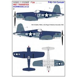 P-51 D,J,K Mustang - Stencils 1/48 - 248008