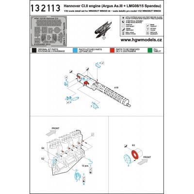 USAAF / US NAVY - Seatbelts 1:32 - 132085