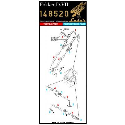 F-16 CG/CJ - Stencils 1/48 - 248019