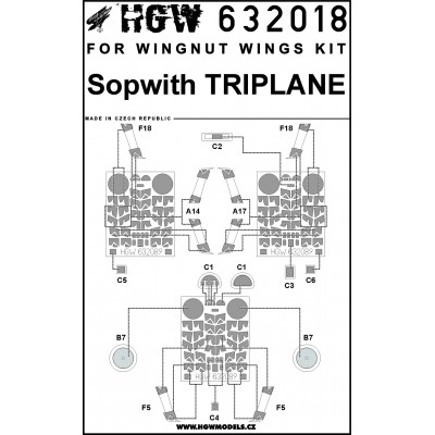 Access Templates Plus - Positive Rivets 1/48 - 482019