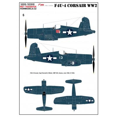 F-86E/F Sabre - Stencils 1/48 - 248027