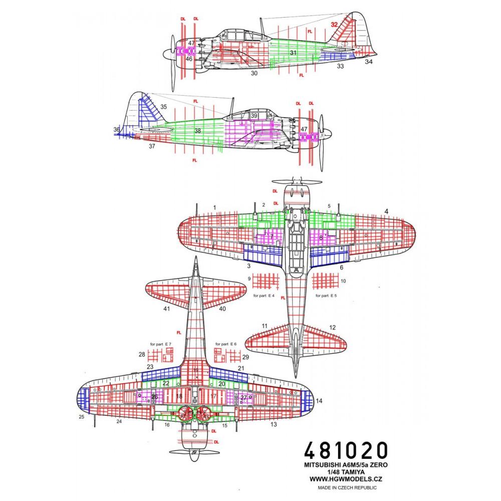 LVG C.VI - Seatbelts 1/32 - 132591