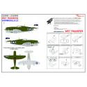 Ki 61 Hien (Tony) - Stencils 1/48 - 248032