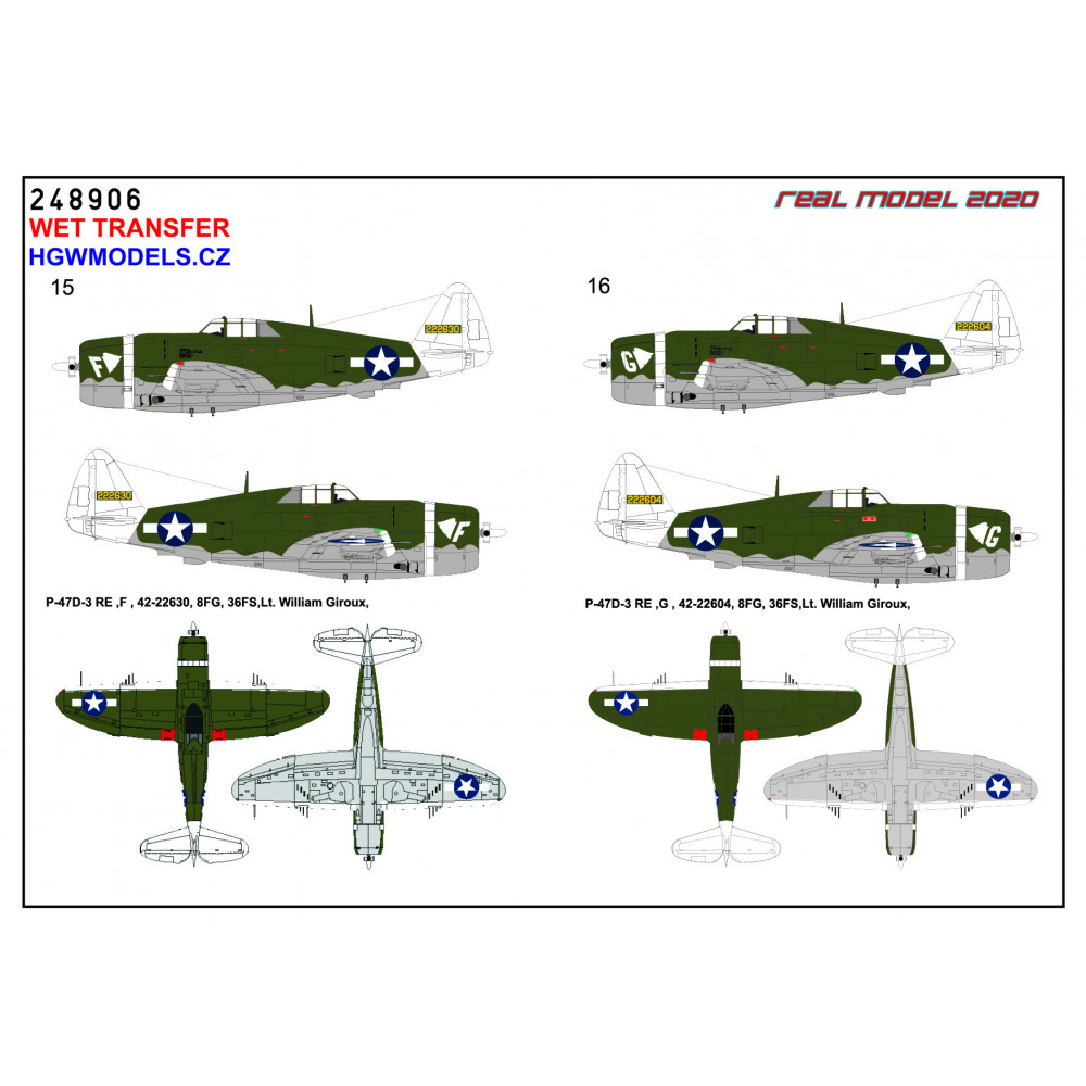 Albatros D.V / D.Va - Double-sided Seatbelts 1/32 - 132303