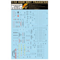 Focke-Wulf Fw 190A - Stencils & Markings 1/48 - 248043