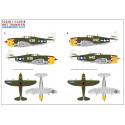 Messerschmitt Bf 109 - Stencils & Markings 1/48 - 248052