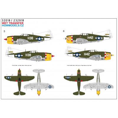 Messerschmitt Bf 109 - Popisky a Markingy 1/48 - 248052