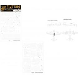 721001 HGW Rib Tape 1:72