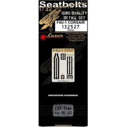 F4U-1 Corsair - Seatbelts 1/32 - 132527