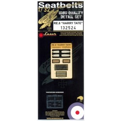 RE.8 Harry Tate - Seatbelts 1/32 - 132524