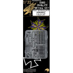 Hansa-B. W.12 - Armament 1/32 - 132137