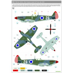 Albatros D.V & D.Va - Base White Decal 1/32 - 532008