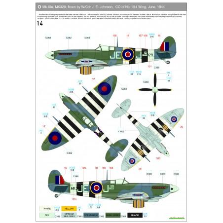 Albatros D.V & D.Va - Transparent Decals 1/32 - 532010