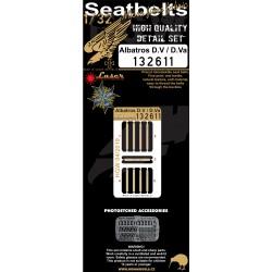 Albatros D.V / D.Va - Seatbelts 1:32 - 132611