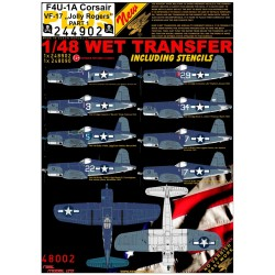 "F4U-1A Corsair VF-17  ""Jolly Rogers"" - Part 1 - 1/48 -..."