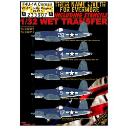 "F4U-1A Corsair VF-17 ""Jolly Rogers"" - Part 3 - 1/32 - 233907"
