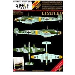 Bf 110C-7 - S9+LP - 1/32 - 232902
