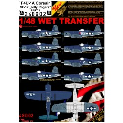 "F4U-1A VF-17 ""Jolly Rogers"" - Part 1 - 1/48 - 248902"