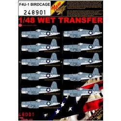 F4U-1 Birdcage - 1/48 - 248901
