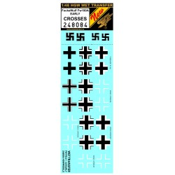 Bf 109 F/G/K Control Surfaces 1:32 (321006)