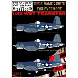 """F4U-1A """"Jolly Rogers"""" - 1/32 - 232905"""