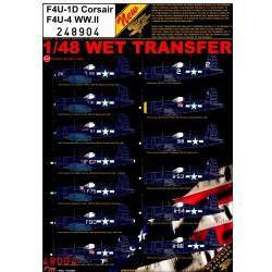 F4U-1D / F4U-4 WW.II - 1/48 - 248904