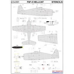 Ar-196 Kormidla - HpH Models 1/32 - Detail Set