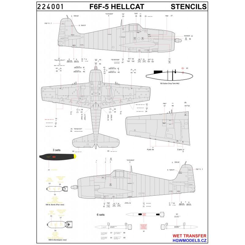 Ar-196 Rudder - HpH Models 1/32 - Detail Set 01
