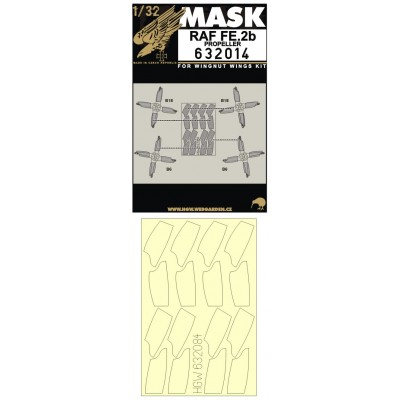 FE.2b Propeller - Masks 1/32 - 632014