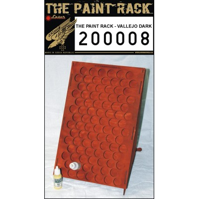 Paint Rack Dark - Vallejo & Citadel - 200008