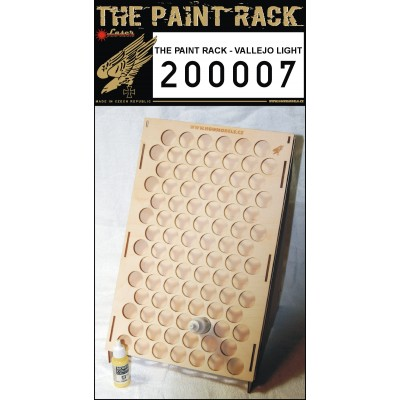 Paint Rack Light - Vallejo & Citadel - 200007
