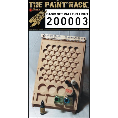 Paint Rack Light - Vallejo & Citadel - 200003