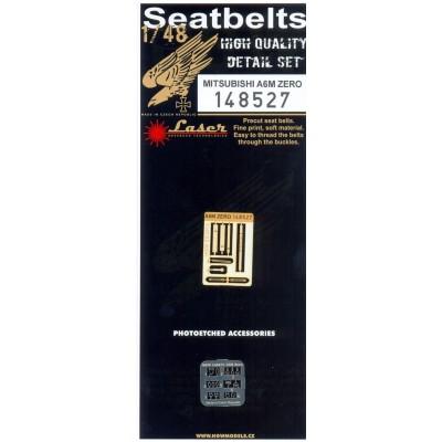 A6M Zero - Seatbelts 1/48 - 148527