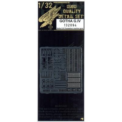 Gotha G.IV - Parabellum MG 1/32 - 132094