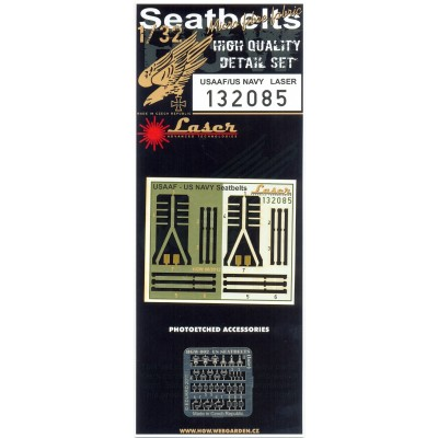 USAAF / US NAVY - Seatbelts 1:32 - 132085