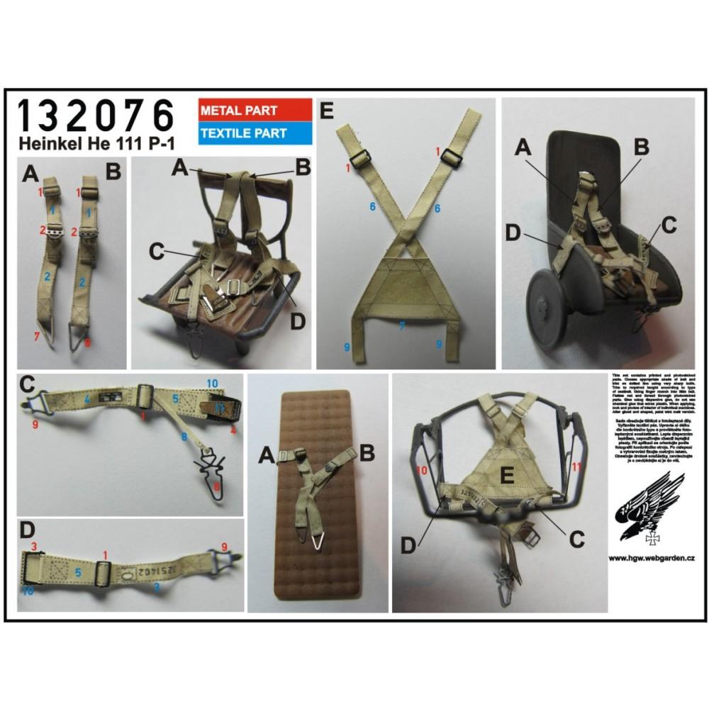 AMC DH.2 - PE Set 1/32 - 132097