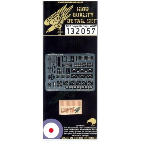 Albatros D.V & Va - Surface Details 1/32 - 132056