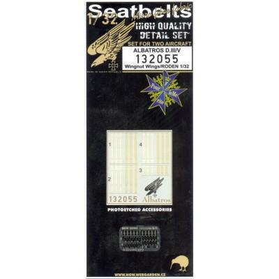 Albatros D.III & D.V & D.Va - Seatbelts 1:32 - 132055