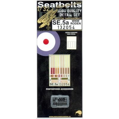 SE.5a - Seatbelts 1:32 - 132054