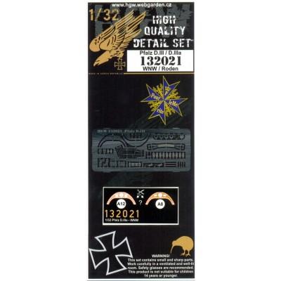 AEG G.IV - Masky 1/32 - 632030