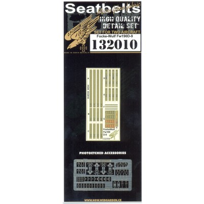 Fw 190D-9 - Seatbelts 1:32 - 132010