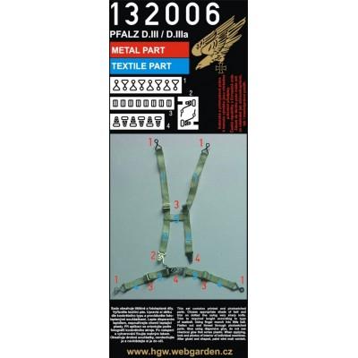 Albatros D.V & D.Va - Super Detail Set 1:32 - 132044