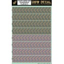 Sopwith Pup - Seatbelts 1:32 - 132058