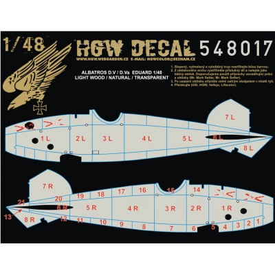 W.29 - Super Detail Set 1:32 - 132063