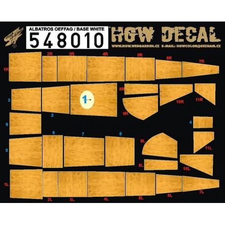 Sopwith Triplane - Super Detail Set 1:32 - 132106