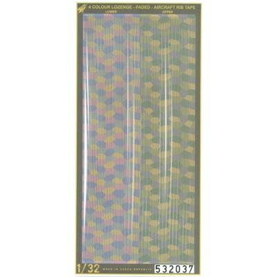 4 Colour Lozenge - Prvoválečné porty 1/32 - 532037
