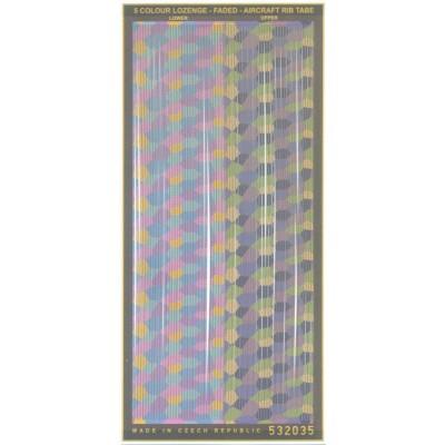 5 Colour Lozenge - Letecké porty 1/32 - 532035