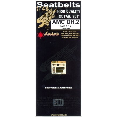 DH.2 - Seatbelts 1/48 - 148524